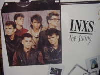 """INXS, The Swing"" - Product Image"
