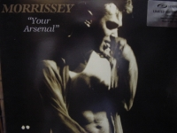 """""""Morrissey, Your Arsenal (Last Copies)"""" - Product Image"""