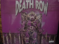 """Death Row Greatest Hits Volume 2 - Double LP"" - Product Image"