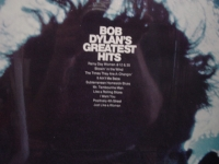 """""""Bob Dylan, Greatest Hits"""" - Product Image"""