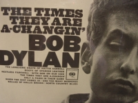 """Bob Dylan, The Times They Are A Changin' "" - Product Image"