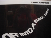 """""""Lionel Hampton, Off into a Black Thing"""" - Product Image"""
