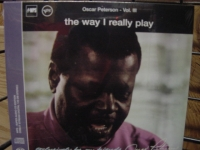 """""""Oscar Peterson, Exclusively For My Friends, Volume III, The Way I really Play"""" - Product Image"""