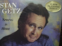 """Stan Getz, Spring Is Here (2 LPs, Low #71 pressing)"" - Product Image"