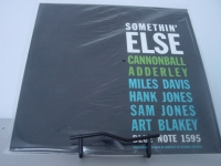 """Cannonball Adderley, Somethin' Else (Stereo) - 200 Gram"" - Product Image"