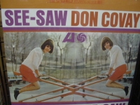 """Don Covay, See-Saw"" - Product Image"