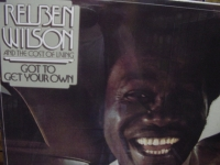 """""""Reuben Wilson. Got To Get Your Own"""" - Product Image"""