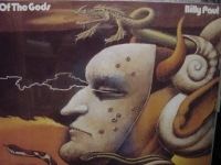 """""""Billy Paul, War of The Gods"""" - Product Image"""