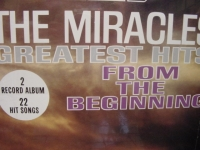 """Smokey Robinson and The Miracles, Greatest Hits From The Beginning"" - Product Image"