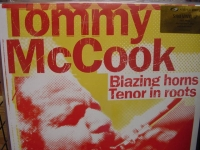 """Tommy McCook, Blazing Horns - CURRENTLY SOLD OUT - Product Image"