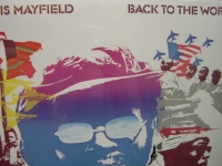 """""""Curtis Mayfield, Back To The World"""" - Product Image"""