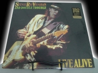"""""""Stevie Ray Vaughan, Live Alive (2 LPs)- 180 Gram"""" - Product Image"""