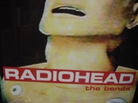 """""""Radiohead, The Bends - CURRENTLY SOLD OUT"""" - Product Image"""