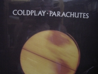 """ColdPlay, Parachutes"" - Product Image"
