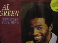 """Al Green, Explores Your Mind"" - Product Image"