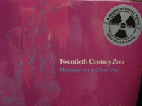 """Twentieth Century Zoo, Thunder On A Clear Day"" - Product Image"