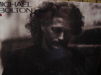 """""""Michael Bolton, The Hunger"""" - Product Image"""