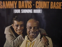 """Sammy Davis & Count Basie, Our Shining Hour"" - Product Image"