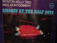 """Wynton Kelly Trio & Wes Montgomery, Smokin' At The Half Note - 180 gram"" - Product Image"