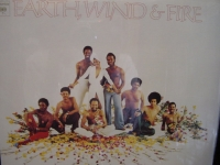 """""""Earth Wind & Fire, Head To The Sky"""" - Product Image"""