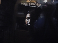 """Thelonious Monk, Misterioso (recorded live on tour)"" - Product Image"