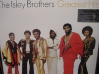 """""""Isley Brothers, Greatest Hits (2 LPs, limited stock)"""" - Product Image"""
