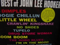 """John Lee Hooker, Best Of (Vee Jay Recordings)"" - Product Image"