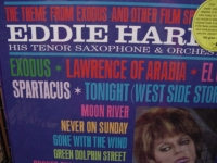 """""""Eddie Harris, Theme From Exodus & Other Films - 180 Gram"""" - Product Image"""