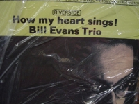 """""""Bill Evans, How My Heart Sings"""" - Product Image"""