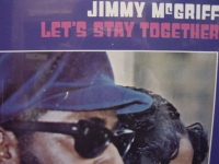 """Jimmy McGriff, Let's Stay Together"" - Product Image"