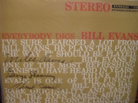 """Bill Evans, Everybody Digs Bill Evans (2 LPs) - 180 Gram - 45 speed - CURRENTLY OUT OF STOCK"" - Product Image"