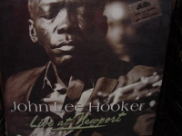 """John Lee Hooker, Live At Newport - 180 Gram"" - Product Image"