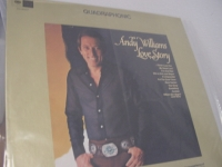 """Andy Williams, Love Story"" - Product Image"