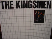 """""""The Kingsmen, S/T"""" - Product Image"""