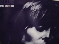 """Joni Mitchell, Blue (euro sealed) - CURRENTLY OUT OF STOCK"" - Product Image"