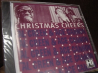 """Al Green & Ace Cannon, Christmas Cheers"" - Product Image"