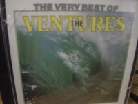"""The Ventures, The Very Best Of The Ventures (2 Cds)"" - Product Image"