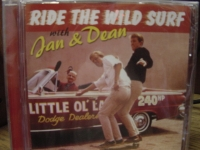 """""""Jan & Dean, Ride The Wild Surf - CURRENTLY OUT OF STOCK"""" - Product Image"""