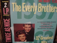 """""""The Everly Brothers, 32 Greatest Hits (2 LPs)"""" - Product Image"""