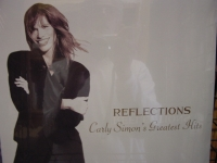 """""""Carly Simon/Reflections: Carly Simon's Greatest Hits (2LPs)"""" - Product Image"""