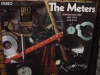 """The Meters, S/T"" - Product Image"