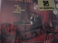 """Nat King Cole, Just One Of Those Things"" - Product Image"