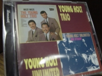 """Young Holt Trio ""Wack Wack"" - Young Holt Unlimited ""On Stage"" (2 LPs In 1 CD)"" - Product Image"