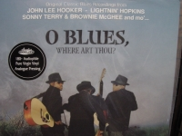 """O Blues Where Art Thou, Various Blues Artists (John Lee Hooker, Brownie McGhee and more!)"" - Product Image"