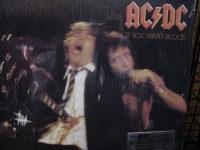 """""""AC DC, If You Want Blood You've Got It - 180 Gram Vinyl First Edition - CURRENTLY SOLD OUT"""" - Product Image"""
