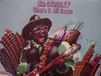"""""""Bo Diddley, Where It All Began"""" - Product Image"""