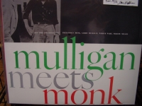 """Thelonious Monk and Gerry Mulligan, Mulligan Meets Monk (2 LPs) - 180 Gram - 45 Speed"" - Product Image"