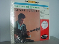 """Kenny Burrell, Weaver of Dreams (4 45 speed LPs) - 180 Gram"" - Product Image"