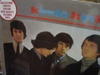 """""""Kinks, Kinda Kinks (Clear Vinyl - CURRENTLY SOLD OUT)"""" - Product Image"""