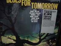 """""""Blues For Tomorrow, Various Artists Featuring Sonny Rollins, Coleman Hawkins and more!"""" - Product Image"""